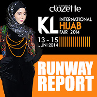 KL International Hijab Fair 2014