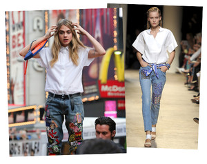 The New Way To Wear Denim