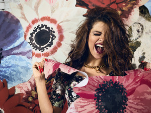 Selena Gomez Turns Rebellious For Adidas NEO Label