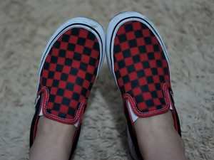 Vans is Fancy!